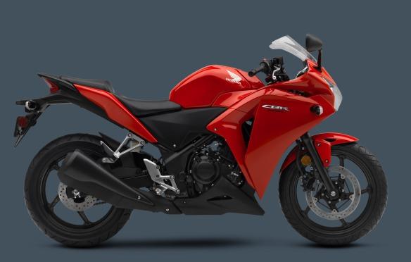 Awalnya diluncurkan untuk menundukkan Ninja250R, namun menemukan posisi dan harga yang terpisah kelasnya