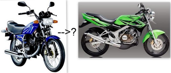 Yamaha tidak berusaha menyaingi Ninja 150R