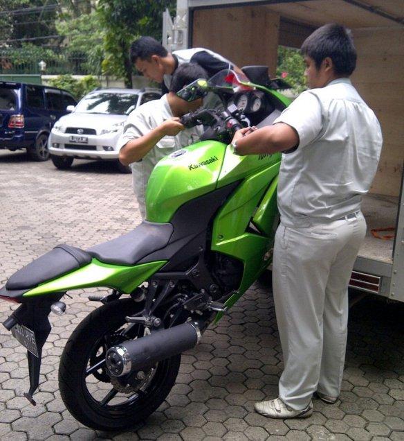 Ninja pengganti Bianka