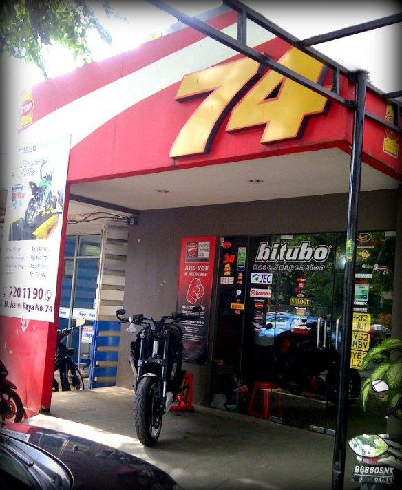 Aerospeed Jl Haji Nawi 74