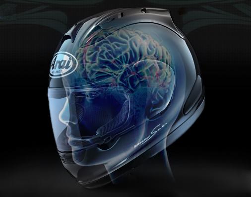 helmet-brain