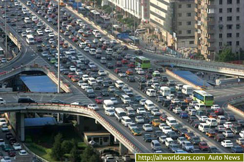 Tokyo Traffic is the #1 worst traffic in the world, whilst Jakarta listed as #14