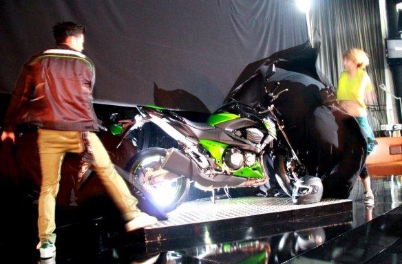Voila !.... Z800 di Indonesia..
