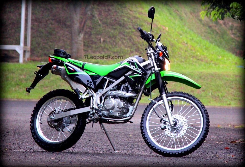 Harga Kawasaki Klx  L Supermoto