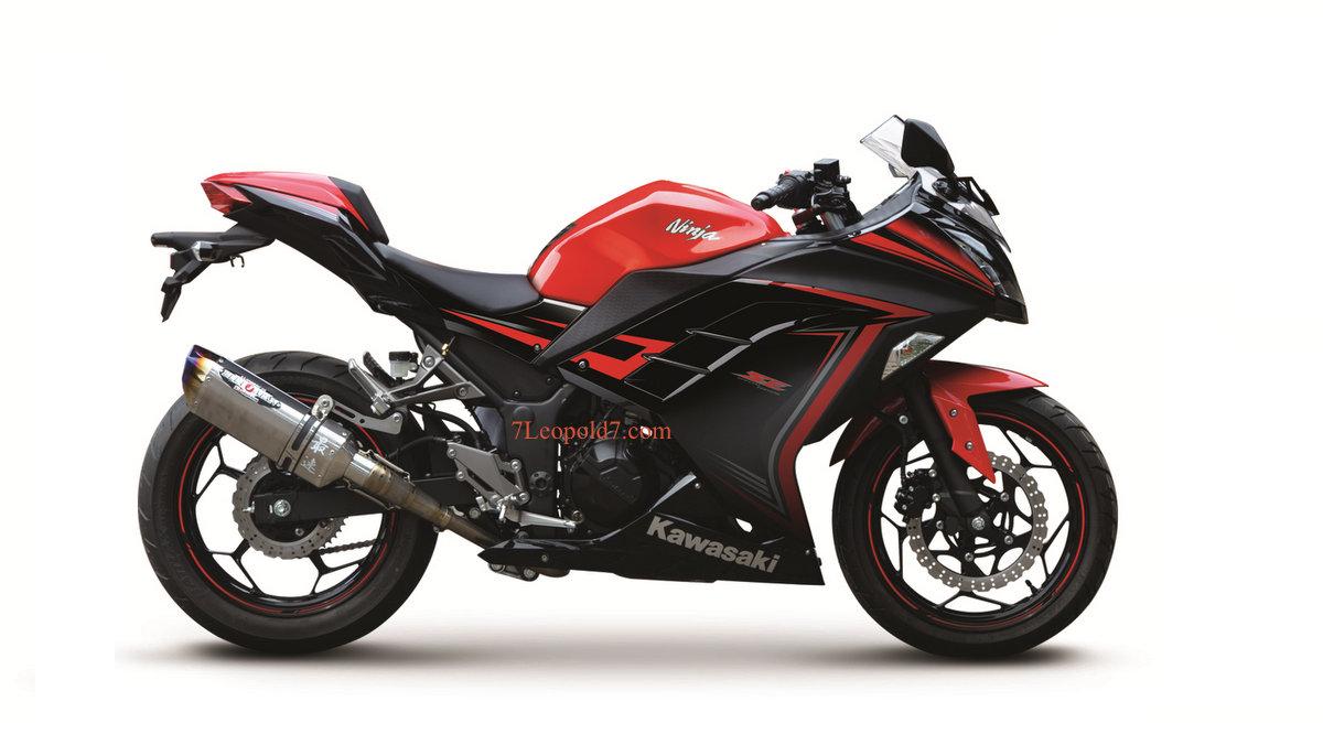 Ninja 250 FI 2015 SE Beet Performance Lonjakan Performa
