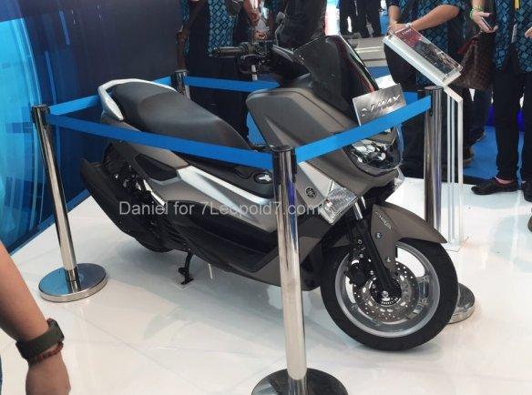Yamaha NMAx, Ultimate Sports Matic
