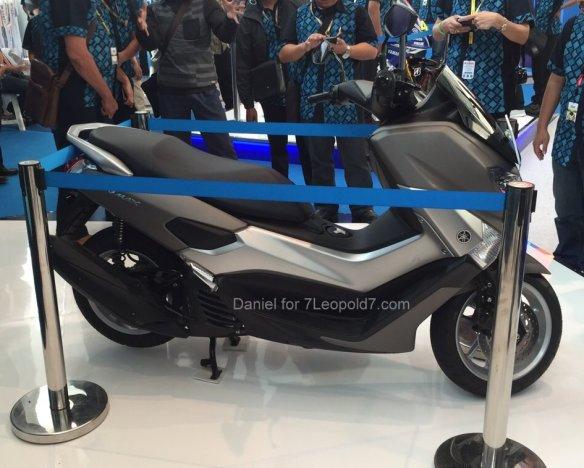 Sepeda motor Yamaha NMax. Foto : 7leopold. https://7leopold7.files.wordpress.com/2015/01/img_0486-001.jpg?w=584