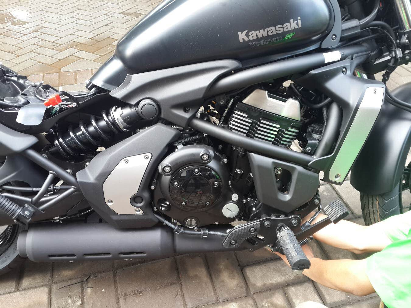 Harga Kawasaki Vulcan S 650