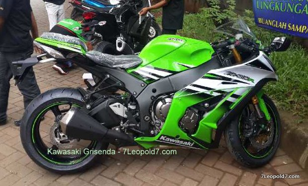 Harga Motor Kawasaki Zx10r