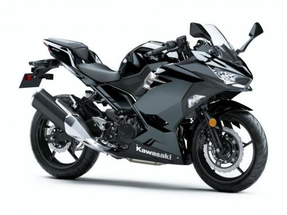 Kawasaki Ninja 400 2018_black