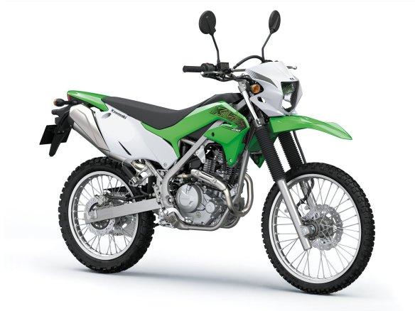 KLX 230 (4) green