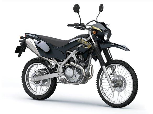 KLX 230 Black